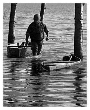 Gentes e Locais/Caminhando sobre as Águas