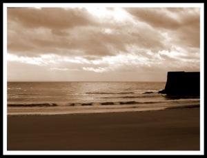 /manhã na praia