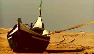 /O imenso mar de areia...
