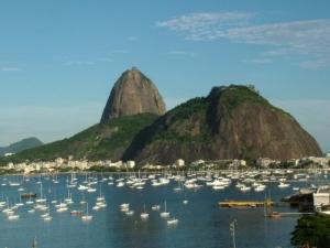 Paisagem Natural/Pão de Açucar - Rio de Janeiro