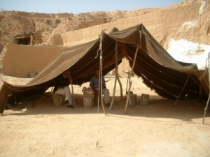/Tenda de Trogloditas