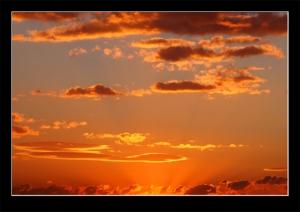 /Coimbra - Pôr do Sol