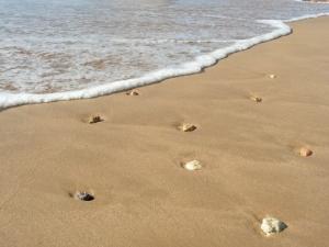 /pedras solitárias