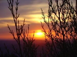 /Mais um pôr do sol...