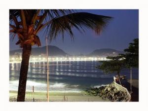 /Do Forte Copacabana eu vejo...