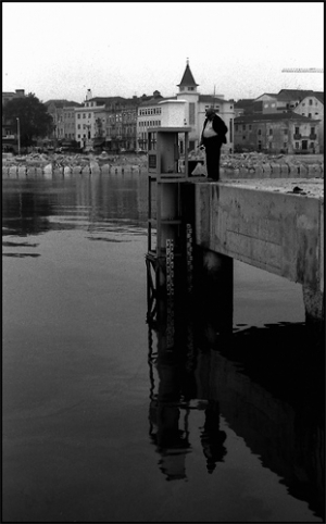 /Pescador solitário II