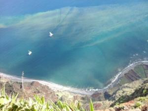 /Vista desde o cimo do Cabo Girão - Madeira