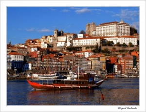 /Porto: the colours of my heart