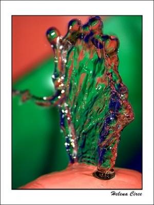 /Dança das águas