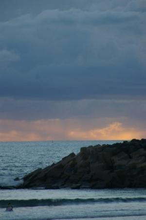 /Olhar sobre o horizonte