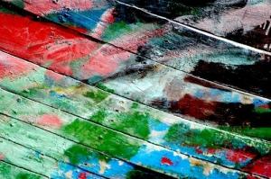 Abstrato/carcaça de barco ... paleta de cores