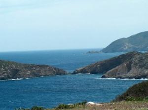 Paisagem Natural/Até onde o mar alcança...
