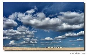 Paisagem Natural/Nuvens de Armação