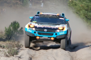 Desporto e Ação/Carlos Sousa - Dakar 2007