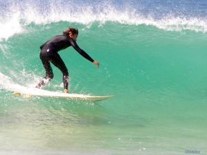 Desporto e Ação/Surf na Supertubos