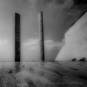 Arquitetura/Cais das colunas Sec XXI
