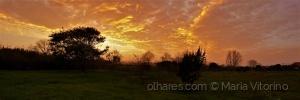 Paisagem Natural/A luz e a cor voltam aos céus de Melides