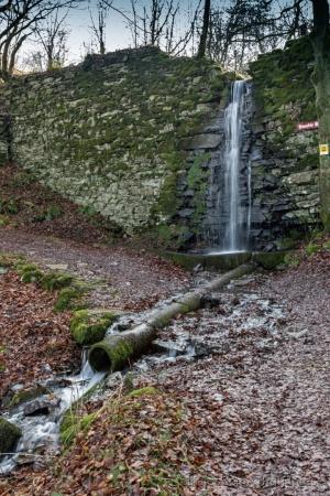 Paisagem Natural/Muro d'água
