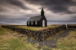 Paisagem Natural/BUDIR BLACK CHURCH