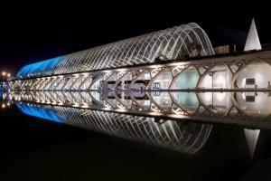 Arquitetura/Escultura de luz