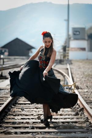 Espetáculos/Flamenco on tracks