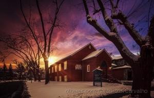 Paisagem Urbana/Dramatic Sunset