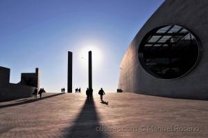 Arquitetura/Vamos ver o Pôr do Sol!