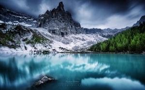 Paisagem Natural/o lago dos lagos