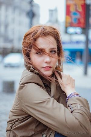 Retratos/Ensaio Streetstyle
