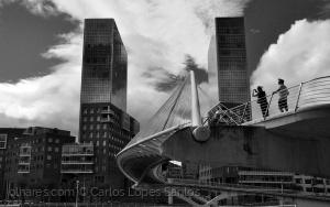 Paisagem Urbana/Em Bilbao