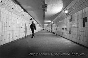 Paisagem Urbana/Der Tunnel 2