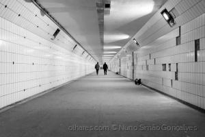 Paisagem Urbana/Der Tunnel 3