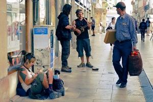 Outros/Nas ruas da cidade