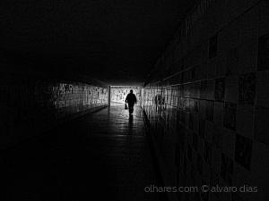 Paisagem Urbana/O túnel