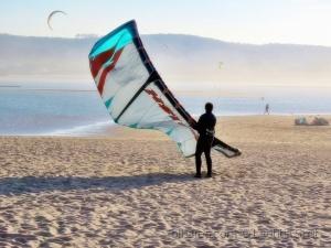 Gentes e Locais/Kite surfer