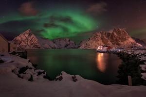 Paisagem Natural/NORTHEN LIGHTS