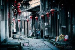 /Chinese street.