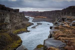 Paisagem Natural/Jökulsárgljúfur canyon