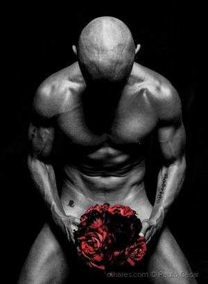 Nus/Red Roses