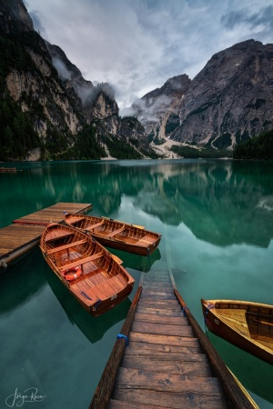 Paisagem Natural/Lago di Braies