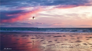 Paisagem Natural/kite surf