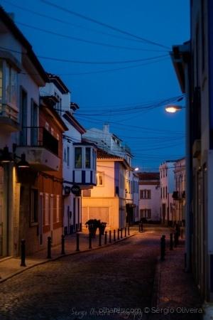 Paisagem Urbana/Crepúsculo
