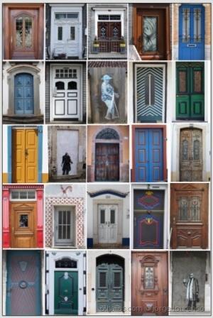Arte Digital/Portas fechadas  ou (covid 19)