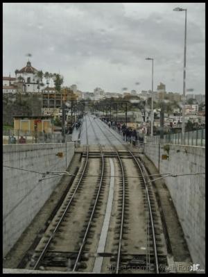 """Paisagem Urbana/"""" Quando a chuva fluia com poesia """""""