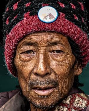 Retratos/O butanês