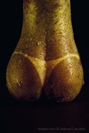 Nus/Erotic Nature #2 - Sexy Pear