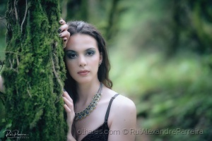 Retratos/In the forest
