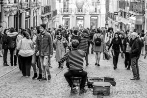 Fotografia de Rua/O rapaz da redoma...