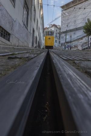 Paisagem Urbana/Trilhos