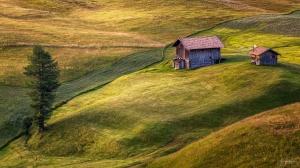 Paisagem Natural/Dolomites -  Alpi di Siusi